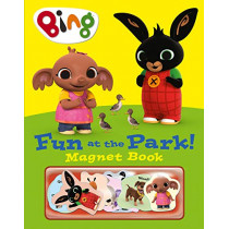 Fun at the Park! Magnet Book (Bing), 9780008420635