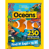 Ocean: Find It! Explore It! A search-and-find fact book (National Geographic Kids) by National Geographic Kids, 9780008421892