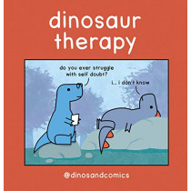 Dinosaur Therapy by Dinos and Comics, 9780008472818