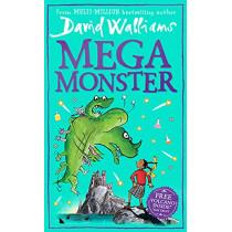Megamonster by David Walliams, 9780008487591