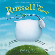 Russell the Sheep by Rob Scotton, 9780062392435