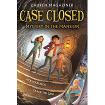 Case Closed #1: Mystery in the Mansion by Lauren Magaziner, 9780062676283