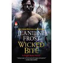 Wicked Bite: A Night Rebel Novel by Jeaniene Frost, 9780062695635