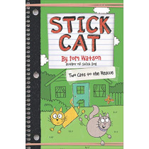Stick Cat: Two Cats to the Rescue by Tom Watson, 9780062741202