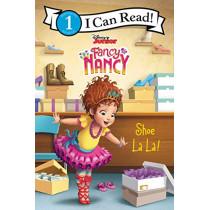 Disney Junior Fancy Nancy: Shoe La La! by Victoria Saxon, 9780062843876