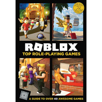 Roblox Top Role-Playing Games by Official Roblox, 9780062884237