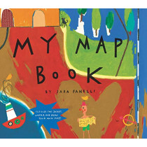 My Map Book by Sara Fanelli, 9780062898876