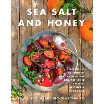 Sea Salt and Honey: Our Greek Way of Life Through 100 Sun-Drenched Recipes by Nicholas Tsakiris, 9780062917355