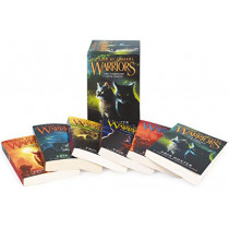 Warriors: A Vision of Shadows Box Set: Volumes 1 to 6 by Erin Hunter, 9780062945839