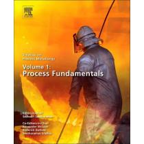 Treatise on Process Metallurgy, Volume 1: Process Fundamentals by Seshadri Seetharaman, 9780081013441