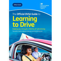 The official DVSA guide to learning to drive by Driver and Vehicle Standards Agency, 9780115536595