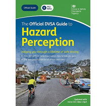 The official DVSA guide to hazard perception DVD-ROM by Driver and Vehicle Standards Agency, 9780115537288