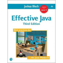 Effective Java by Joshua Bloch, 9780134685991