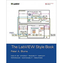 LabVIEW Style Book, The (Paperback) by Peter Blume, 9780134878423