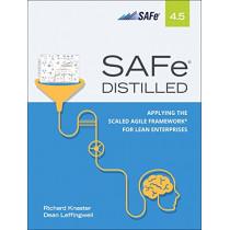 SAFe 4.5 Distilled: Applying the Scaled Agile Framework for Lean Enterprises by Richard Knaster, 9780135170496