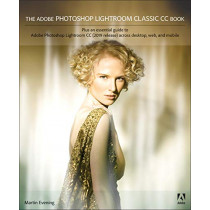 The Adobe Photoshop Lightroom Classic CC Book by Martin Evening, 9780135447390
