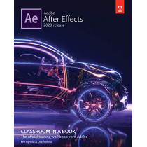 Adobe After Effects Classroom in a Book (2020 release) by Lisa Fridsma, 9780136411871