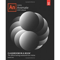 Adobe Animate Classroom in a Book (2020 release) by Russell Chun, 9780136449331