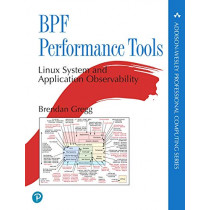 BPF Performance Tools by Brendan Gregg, 9780136554820