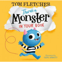 There's a Monster in Your Book by Tom Fletcher, 9780141376103