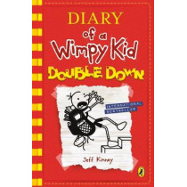 Diary of a Wimpy Kid: Double Down (Diary of a Wimpy Kid Book 11) by Jeff Kinney, 9780141376660