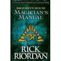 Brooklyn House Magician's Manual by Rick Riordan, 9780141377711