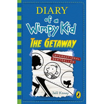Diary of a Wimpy Kid: The Getaway (Book 12) by Jeff Kinney, 9780141385259