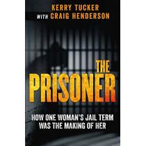 The Prisoner by Kerry Tucker, 9780143793977