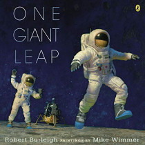 One Giant Leap by Robert Burleigh, 9780147511652