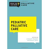 Pediatric Palliative Care by Lindsay B. Ragsdale, 9780190051853