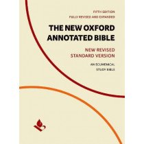 The New Oxford Annotated Bible: New Revised Standard Version by Marc Brettler, 9780190276041