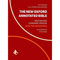 The New Oxford Annotated Bible with Apocrypha: New Revised Standard Version by Marc Brettler, 9780190276072