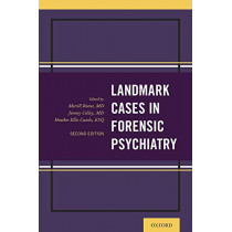Landmark Cases in Forensic Psychiatry by Merrill Rotter, 9780190914424