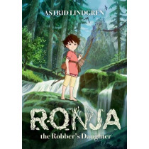 Ronja the Robber's Daughter Illustrated Edition by Astrid Lindgren, 9780192764027