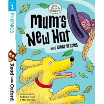 Read with Oxford: Stage 1: Biff, Chip and Kipper: Mum's New Hat and Other Stories by Roderick Hunt, 9780192764171