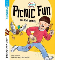Read with Oxford: Stage 1: Biff, Chip and Kipper: Picnic Fun and Other Stories by Roderick Hunt, 9780192764188