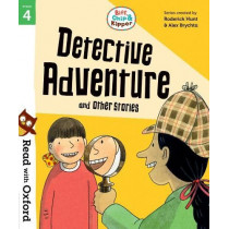 Read with Oxford: Stage 4: Biff, Chip and Kipper: Detective Adventure and Other Stories by Roderick Hunt, 9780192764270