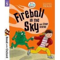 Read with Oxford: Stage 5: Biff, Chip and Kipper: Fireball in the Sky and Other Stories by Roderick Hunt, 9780192764324