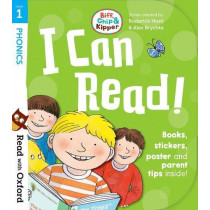 Read with Oxford: Stage 1: Biff, Chip and Kipper: I Can Read Kit, 9780192764416