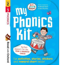 Read with Oxford: Stages 2-3: Biff, Chip and Kipper: My Phonics Kit by Roderick Hunt, 9780192764508