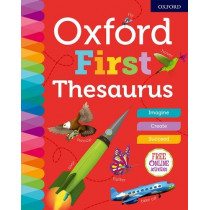Oxford First Thesaurus by Oxford Dictionaries, 9780192767158