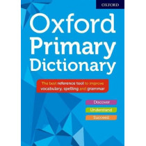 Oxford Primary Dictionary by Susan Rennie, 9780192767165