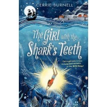 The Girl with the Shark's Teeth by Cerrie Burnell, 9780192767547