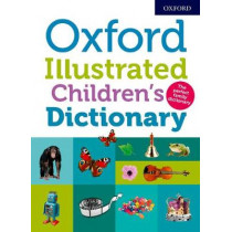 Oxford Illustrated Children's Dictionary by Oxford Dictionaries, 9780192767721