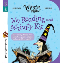 Read with Oxford: Stages 5-6: My Winnie and Wilbur Reading and Activity Kit by Laura Owen, 9780192772121