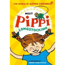 Meet Pippi Longstocking by Astrid Lindgren, 9780192772428
