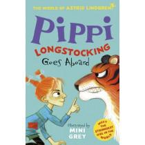 Pippi Longstocking Goes Aboard (World of Astrid Lindgren) by Astrid Lindgren, 9780192776327