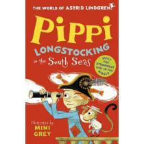 Pippi Longstocking in the South Seas (World of Astrid Lindgren) by Astrid Lindgren, 9780192776334