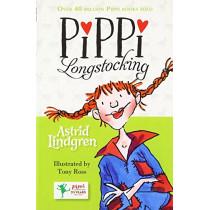 Pippi Longstocking by Astrid Lindgren, 9780192793799