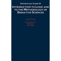 Introduction to Logic and to the Methodology of Deductive Sciences by Alfred Tarski, 9780195044720